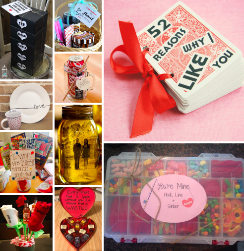 Valentine's Day DIY Gift Guide