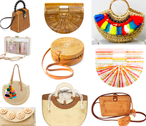 Summer Purses and Bags