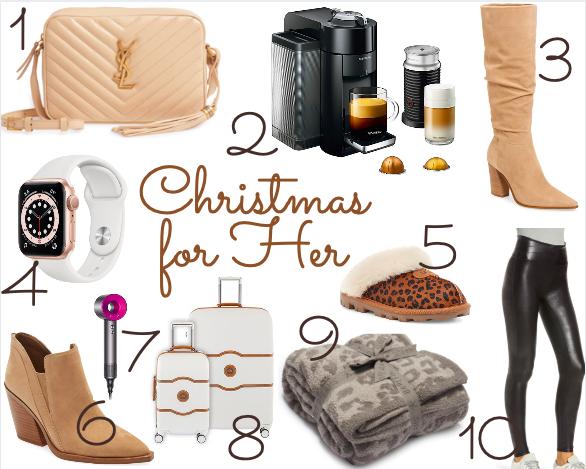 Christmas Gift Guide ForHer