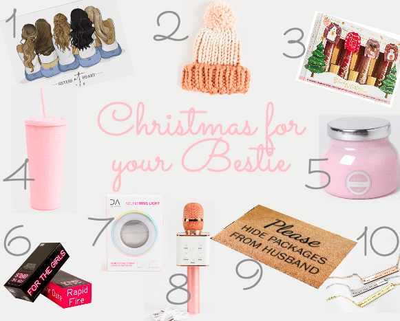 Gift Guide For Your Besties